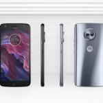 Компания Motorola анонсировала смартфон Moto X4