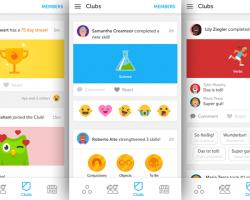 Duolingo для Android и IOS позволит соревноваться с друзьями в изучении языка