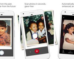Google представила PhotoScan для Android и IOS — приложение для оцифровки старых фотографий