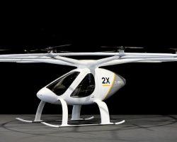 """E-Volo готовится начать тестировать первое в мире электрическое """"авиатакси"""""""