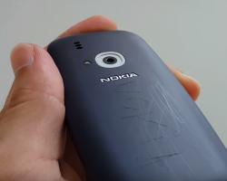 Новый телефон Nokia 3310 прошел испытания на прочность