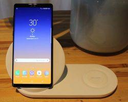 Samsung представила фирменные аксессуары для смартфона Galaxy Note 9