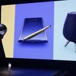Представлены смартфон Samsung Galaxy Note 9, часы Galaxy Watch и АС Galaxy Home