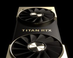 Представлена видеокарта Nvidia Titan RTX