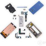 Специалисты iFixit разобрали смартфон Galaxy Note Fan Edition