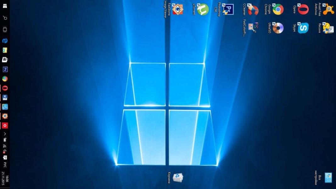 На компьютере или ноутбуке перевернулся экран, как это исправить?