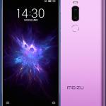 Представлен смартфон Meizu Note 8
