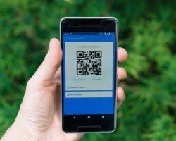 Как отсканировать QR-код на андроид