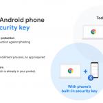 Теперь Android-смартфон можно использовать как аппаратный ключ безопасности для двухфакторной аутентификации