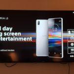 Представлены смартфоны Xperia 10, Xperia 10 Plus, Xperia L3 и Xperia 1