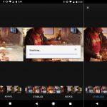 В приложение Google Фото для Android и IOS добавляется стабилизация видео