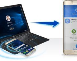 С апреля ПК с Windows 10 можно будет разблокировать с помощью смартфонов Samsung Galaxy