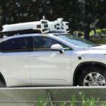 Беспилотный автомобиль Apple стал участником ДТП