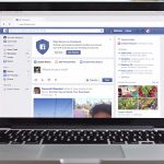 Как выбрать доверенные контакты на Facebook
