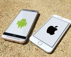Как перенести контакты с андроида на айфон?