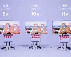 Xiaomi предложила пользователям протестировать телевизоры Sony, Samsung и Xiaomi