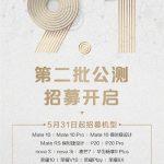 14 моделей смартфонов Huawei и Honor получат обновление до EMUI 9.1