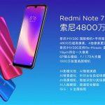 Смартфон Redmi Note 7 Pro представлен… снова