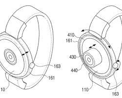 Samsung оформила патенты на новые SmartWatch и раздвижной планшет