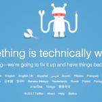 По техническим причинам в некоторых регионах не работает Twitter