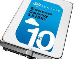 Seagate в течение 18 месяцев планирует выпустить жесткий диск на 16 ТБ