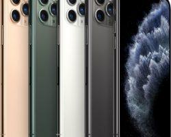 Apple представила смартфоны iPhone 11 Pro и iPhone 11 Pro Max
