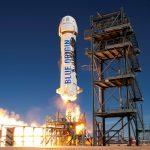 Компания Blue Origin провела испытания космического корабля New Shepard