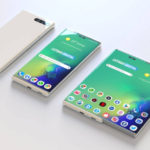 Samsung показала на CES 2020 новый складной смартфон