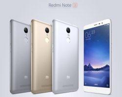 Смартфон Xiaomi Redmi Note 3 Pro может получить обновление ОС до Android 7.1.1 Nougat