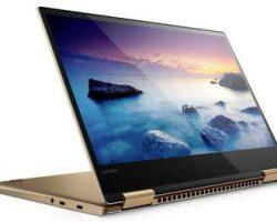 Ноутбуки Lenovo Yoga 720 будут представлены на выставке MWC 2017