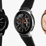 Умные часы Samsung Galaxy Watch LTE (46 мм) получили обновление до One UI