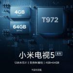 Раскрыты характеристики умных телевизоров Xiaomi Mi TV 5