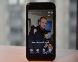 Microsoft выпустила новое приложение камеры для iPhone