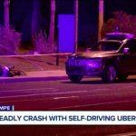 Смертельное ДТП с автомобилем Uber могло случиться из-за неверно настроенного ПО автопилота