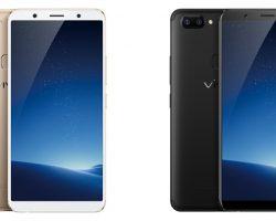 Представлены смартфоны Vivo X20 и Vivo X20 Plus