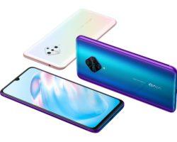 Представлен смартфон Vivo V17