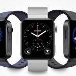 Представлены умные часы Xiaomi Mi Watch и Mi Watch Privilege Edition