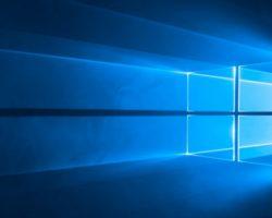 Учетная запись Microsoft на Windows 10