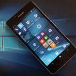 Финальное обновление для Windows 10 Mobile уже доступно