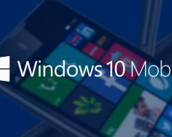 Microsoft разрабатывает смартфон с обновленной версией Windows 10 Mobile