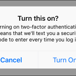 Как включить двухфакторную аутентификацию в Instagram