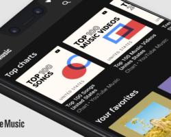 Сервис YouTube Music сменяет Google Play Music в Android 10